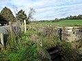 Disused lock Newry Canal, Scarva - geograph.org.uk - 2672372.jpg