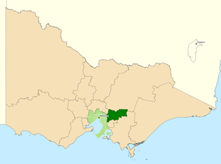 Division of Casey Australian federal electoral division