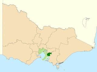 Division of La Trobe Australian federal electoral division