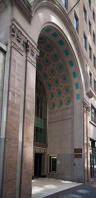 Dixie Terminal - Dixie Terminal Entrance