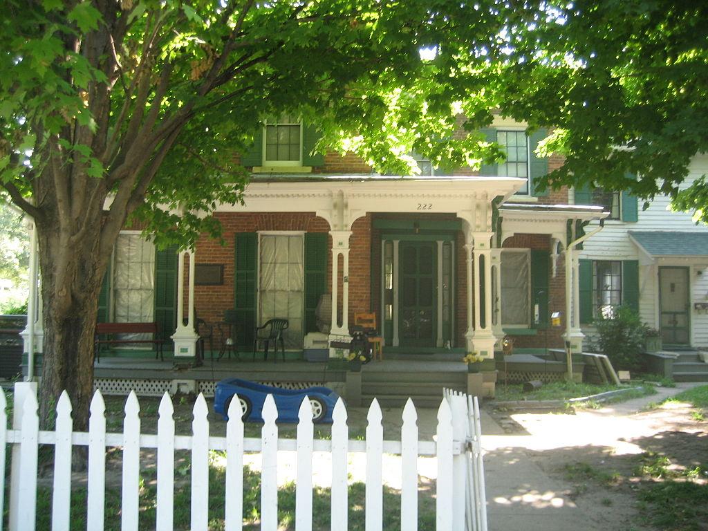 Dixon (IL) United States  city images : Christopher Brookner House, Dixon, Illinois, United States. National ...