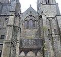 Dol-de-Bretagne (35) triplet de la façade ouest de la cathédrale.jpg