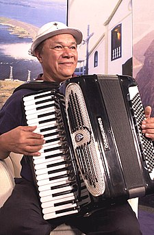 Brazilian accordionist Dominguinhos (Jose Domingos de Morais (1941-2013) Dominguinhos de Morais.jpg