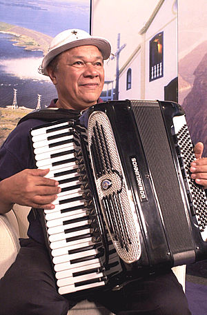Accordion - The Brazilian Forró Accordionist Dominguinhos