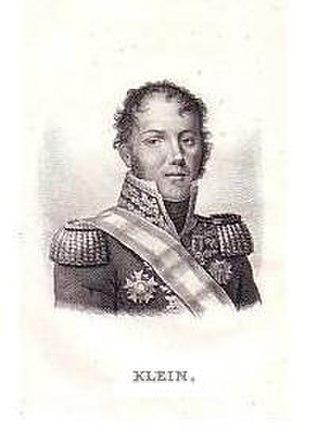 Reserve Cavalry Corps (Grande Armée) - Louis Klein