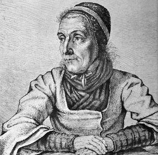 Dorothea Viehmann German storyteller