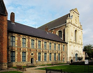museum in Douai, France