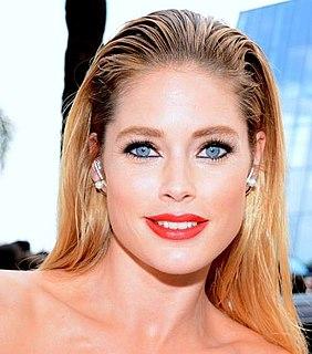 Dutch model and actress