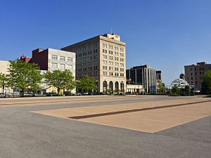 Hammond, Indiana - Image: Downtown Hammond In