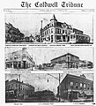 Downtown Caldwell (Caldwell Tribune, October 16, 1909).jpg
