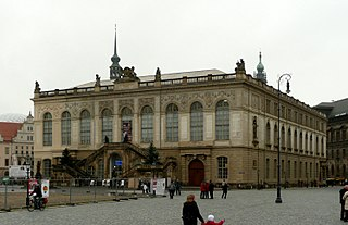 Johanneum (Dresden) building in Dresden
