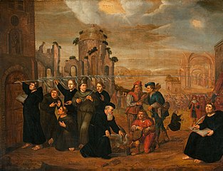 The Dream of Frederick III, Elector of Saxony