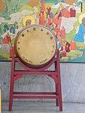 Drum at Chinese Temple @ Bodh Gaya, India - panoramio.jpg