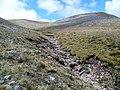 Dry burn on the upper reaches of Canisp - geograph.org.uk - 1330527.jpg