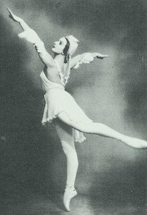 Natalia Dudinskaya - Natalia M. Dudinskaya as Söyembikä in the Jakobson/Yarullin Shuraleh, Leningrad, c. 1935