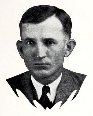 Dudy Noble - Noble pictured in Reveille 1934, Mississippi State yearbook