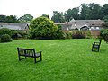 Dunster Village Gardens - geograph.org.uk - 1702537.jpg