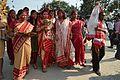 Durga Idol Immersion Procession - Baja Kadamtala Ghat - Kolkata 2012-10-24 1469.JPG