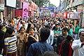 Durga Puja Spectators - Singhi Park - Ramani Chatterjee Road - Kolkata 2014-10-02 8977.JPG