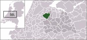 Amstelhoek - Image: Dutch Municipality De Ronde Venen 2006
