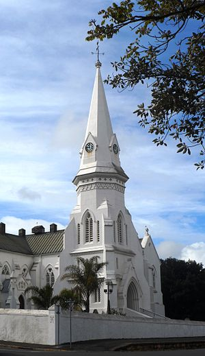 Malmesbury, Western Cape - The Dutch Reformed Church in Malmesbury