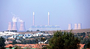Duvha Power Station - Wikipedia