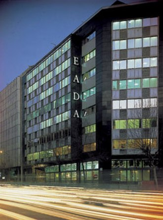 EADA Business School - Image: EADA Arago