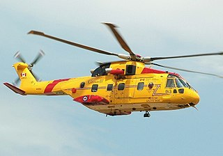 AgustaWestland CH-149 Cormorant Search-and-rescue helicopter