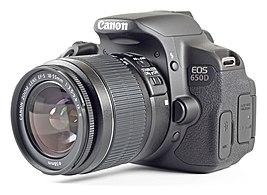 Canon EOS 650D — Википедия
