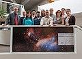 ESO's 1000th press release celebrated (9827903504).jpg