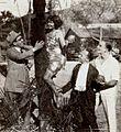 E H Goldstein, Dagmar Godowsky, Isadore Bernstein & Frank Mayo - Nov 1920 EH.jpg