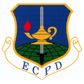 Eaker Center for Professional Development emblem.png