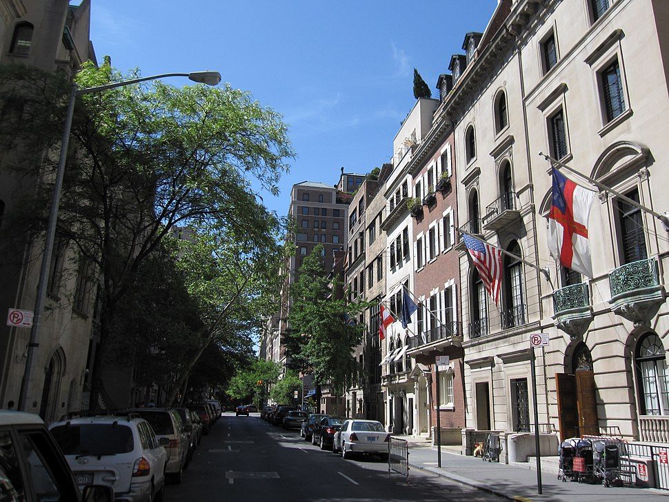 The Upper East Side Historic District