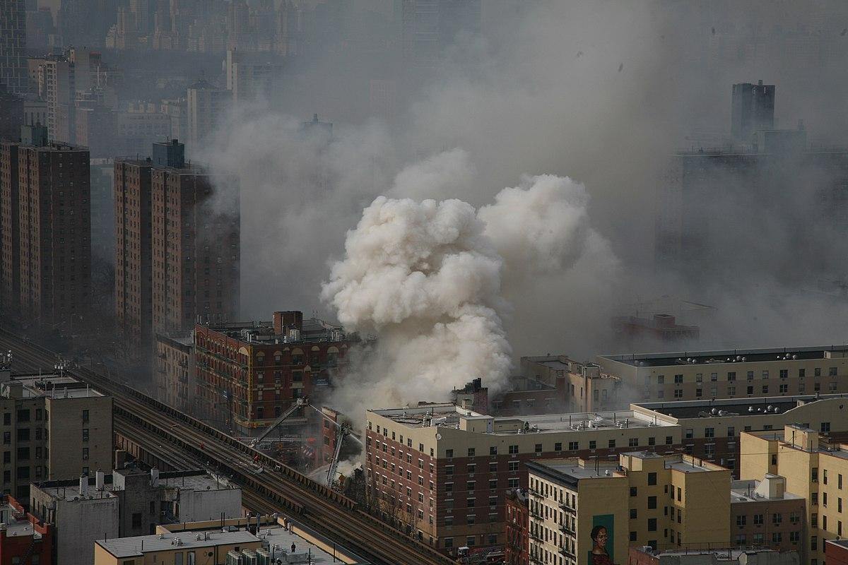 2014 East Harlem Gas Explosion Wikipedia