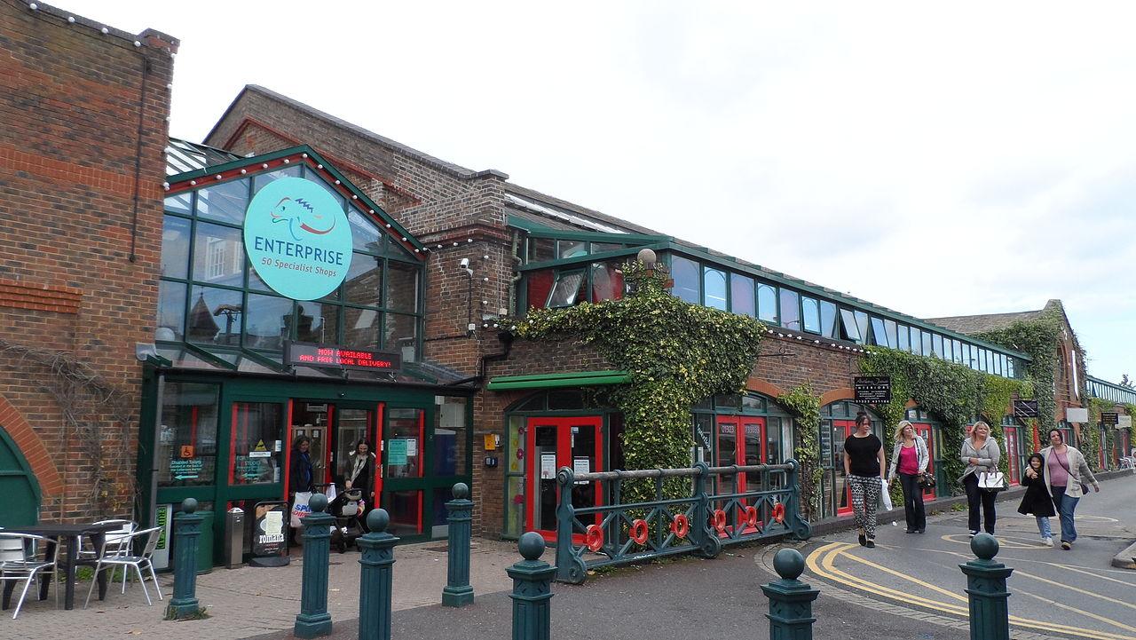 Enterprise Centre Eastbourne Cake Shop