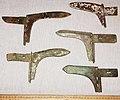 Eastern Zhou Bronze Ge Dagger-axes (10625035556).jpg