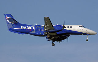 British Aerospace Jetstream 41 Turboprop-powered regional airliner