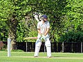 Eastons CC v. Chappel and Wakes Colne CC at Little Easton, Essex, England 06.jpg