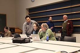 Edit-a-Thon at the United States Holocaust Memorial Museum 6181.jpg