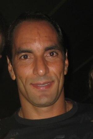 Edmundo (footballer) - Image: Edmundo