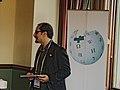 EduWiki 2014, Edinburgh - Morning Sessions, presenters 04.jpg