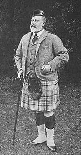 Traditional dress of Scotland