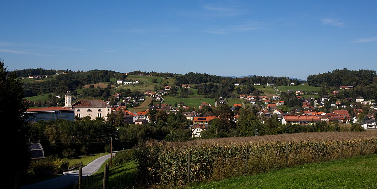 Marktgemeinde Eggersdorf: Startseite