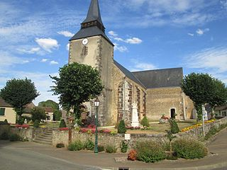 Neuvillalais Commune in Pays de la Loire, France