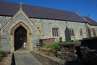 St Ederns Church, Bodedern Church in Wales