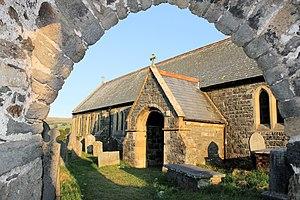 Llanuwchllyn - St Deiniol's Church