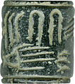 Egyptian - Cylinder Seal - Walters 42168 - Side D.jpg