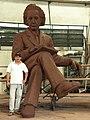 Einstein e Luciano..jpg