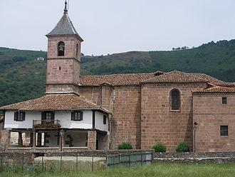 Elbete - A church in Elbete