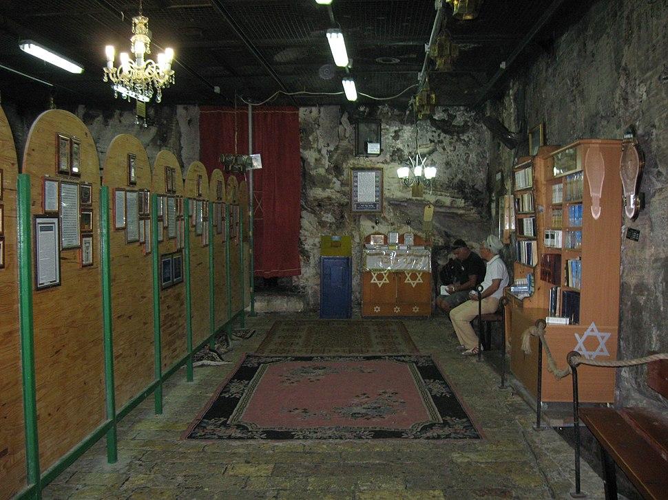 Elijah's cave017